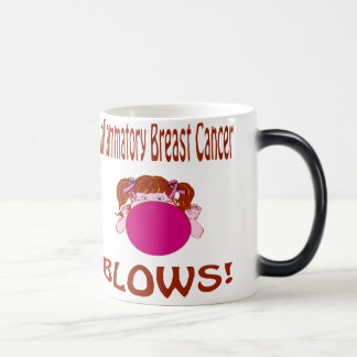 Blows Inflammatory Breast Cancer Mug