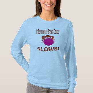 Blows Inflammatory Breast Cancer Shirt