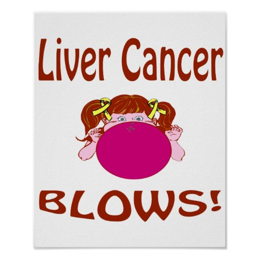 Blows Liver Cancer Poster