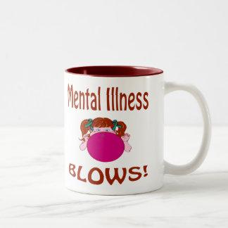 Blows Mental Illness Mug