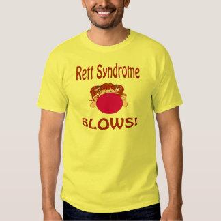 Blows Rett Syndrome Shirt