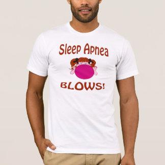 Blows Sleep Apnea Shirt