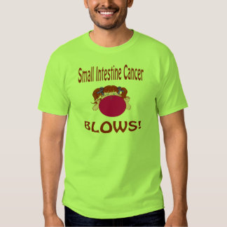 Blows Small Intestine Cancer Shirt