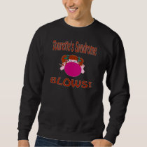 Blows Tourette'S Syndrome Shirt