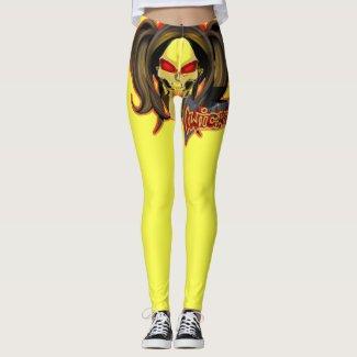 Blox3dnyc.com Wicked Ladie Juga2 EvoL/LovE Leggings