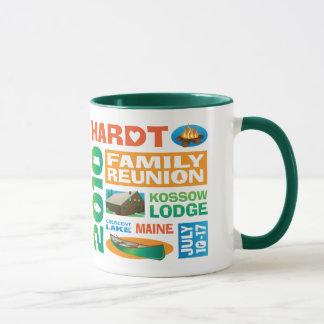Blox Hardt Family Reunion Mug