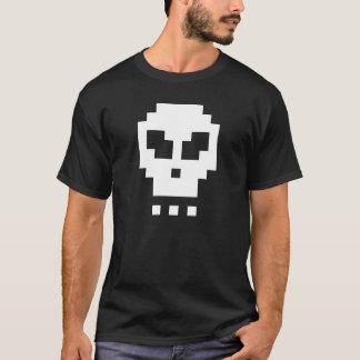 Bloxels Skull T-Shirt