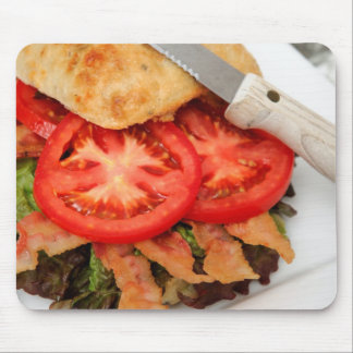 BLT On A Ciabatta Roll Mouse Pad
