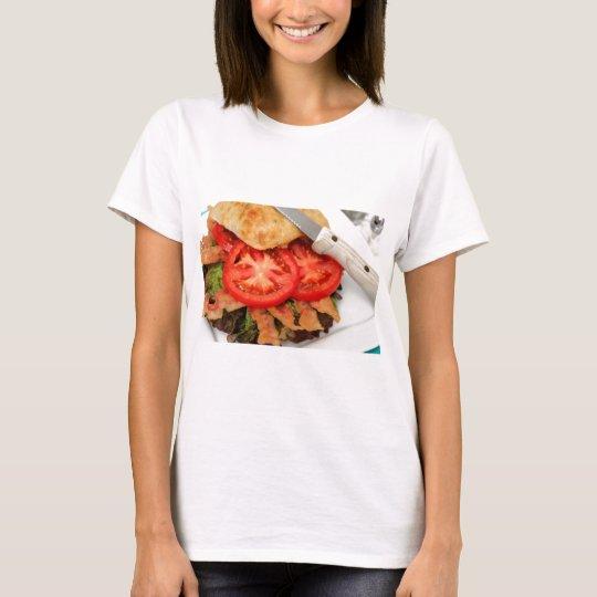 BLT On A Ciabatta Roll T-Shirt
