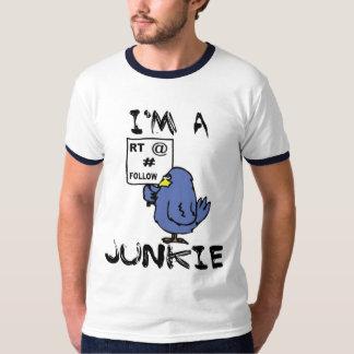blu bird shirt