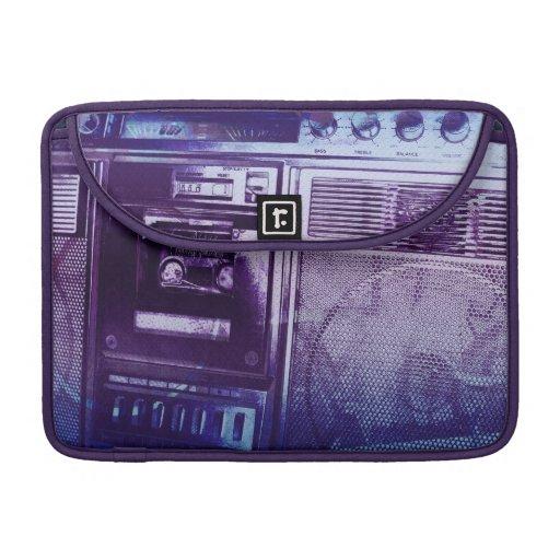 bLu Boombox Sleeve For MacBooks
