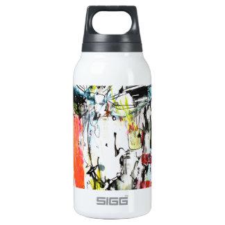 Blu Insulated Water Bottle