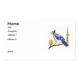 Blu J Business Card