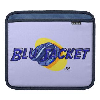 Blu Jacket Logo Sleeve For iPads