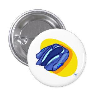 Blu Jacket's Blue Jacket Button