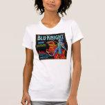 Blu Knight Fruit Label T-Shirt