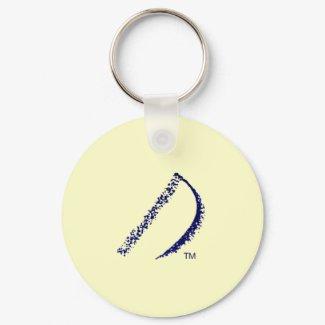 Blu-Mist™_Spinnaker Sail keychain