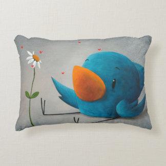 Blu Nap TIme Accent Pillow