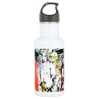 Blu Stainless Steel Water Bottle