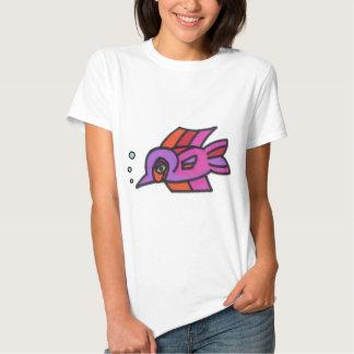 Blub Fish Purplenose T Shirt