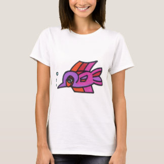 Blub Fish Purplenose T-Shirt