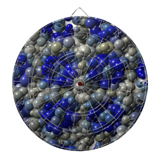 blubb blue dartboard