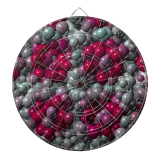 blubb red dartboard