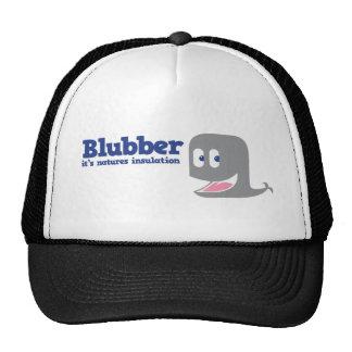 Blubber it's natures insulation trucker hat