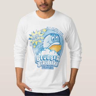 Blubber Scrubbers Men's Long Sleeve T-Shirt