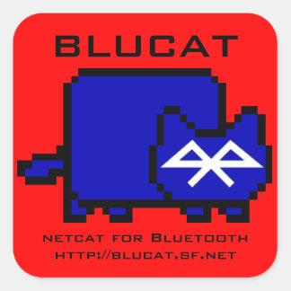 BLUCAT Stickers