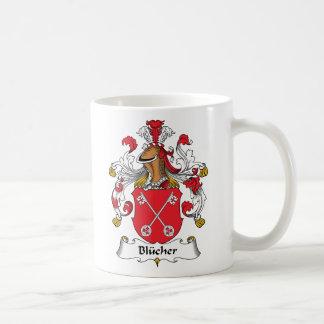 Blucher Family Crest Mugs