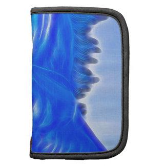 Blucifer el mustango azul que se alza Horse.jpg Planificadores