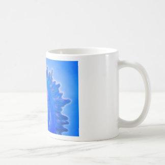 Blucifer The Blue Horse Coffee Mug