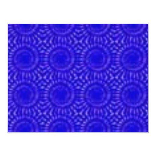blue002 4.25x5.5 paper invitation card