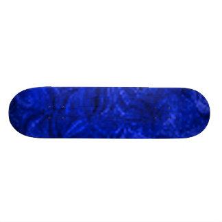 blue005 rich deep textures skateboard deck