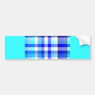 blue200 car bumper sticker