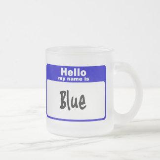 Blue2 Mug