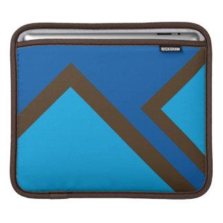 blue2x iPad Sleeve