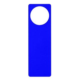 Blue 0303ff door hanger
