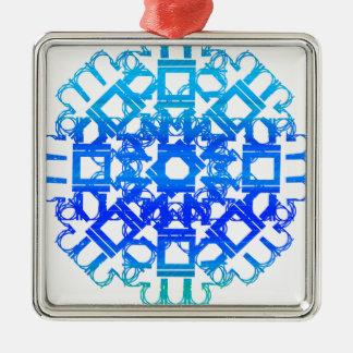Blue 101STAR Christmas Tree Ornaments