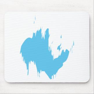 blue-1219-clo mouse pad