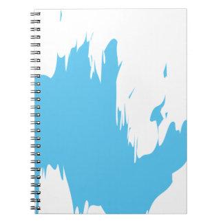 blue-1219-clo notebook