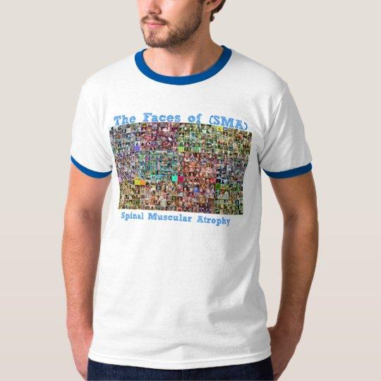 Blue 2014 Faces of SMA T-Shirt