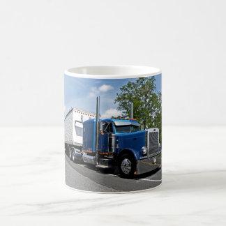 Blue 379 Walking Floor Mug