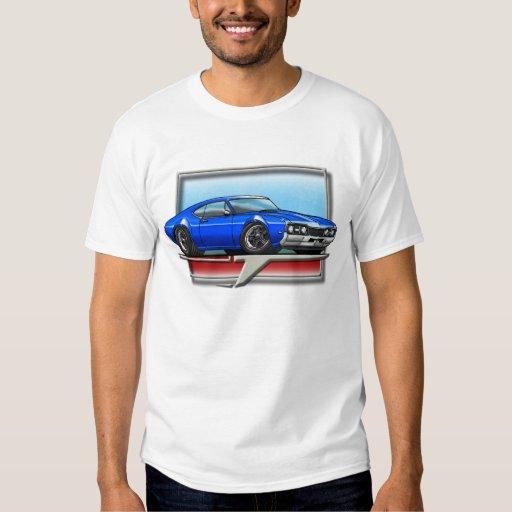 Blue_68_Cutlass T-Shirt