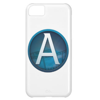 Blue A - Case-Mate iPhone 5 Barely There Case iPhone 5C Cover