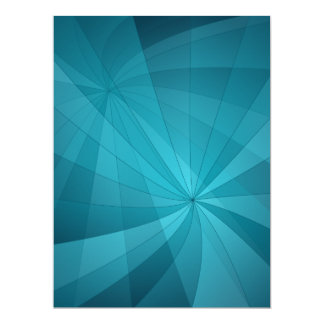 Blue abstract background card