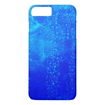 all_summer_products Blue Abstract Background With water Drops Cases