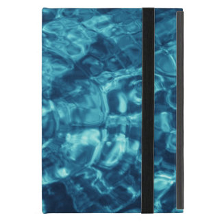 Blue Abstract Cover For iPad Mini