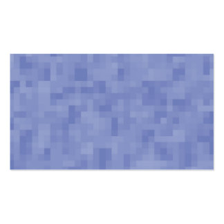 Blue Abstract Design. Business Card